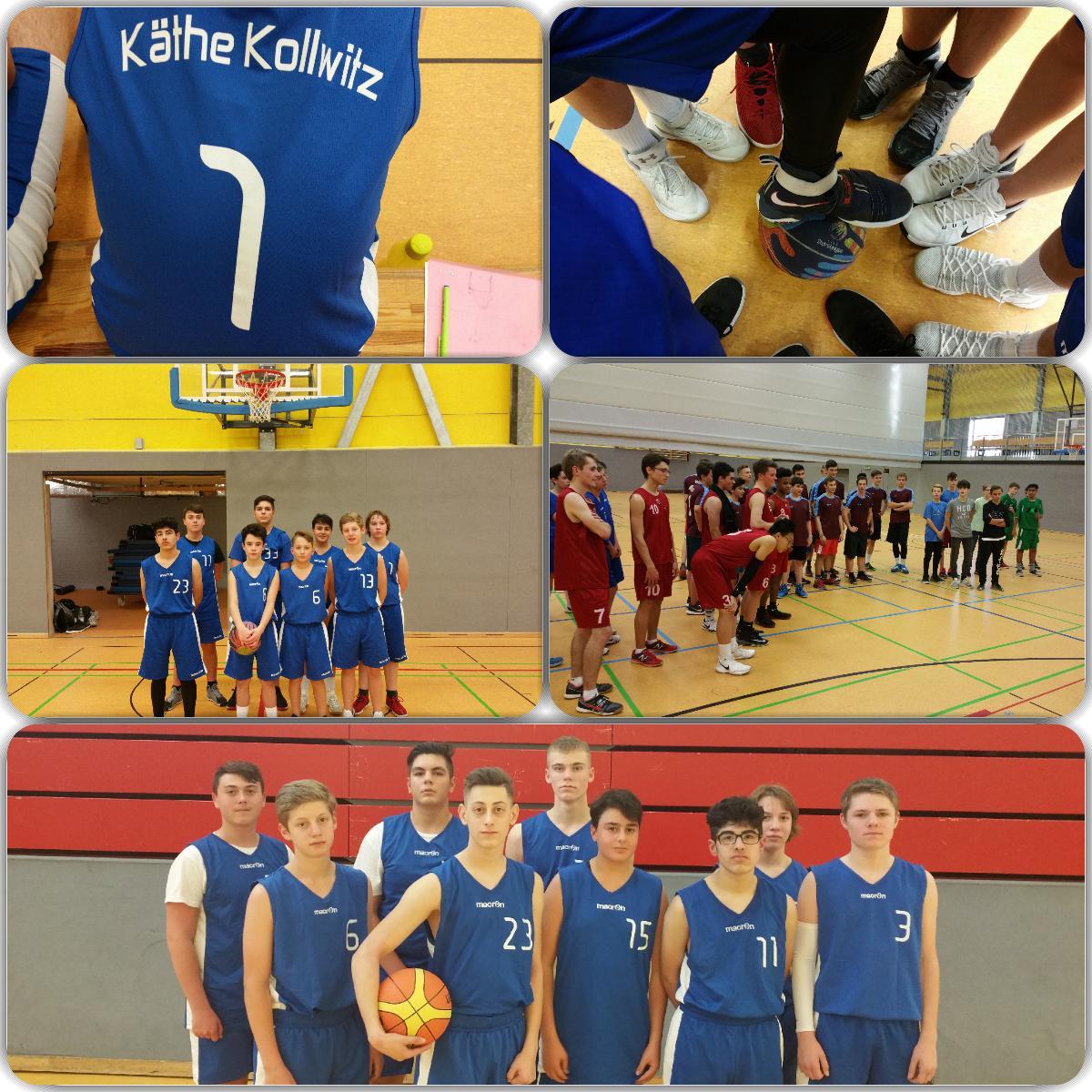 2. und 3. Platz für KKG - Basketballer beim Landessportfest