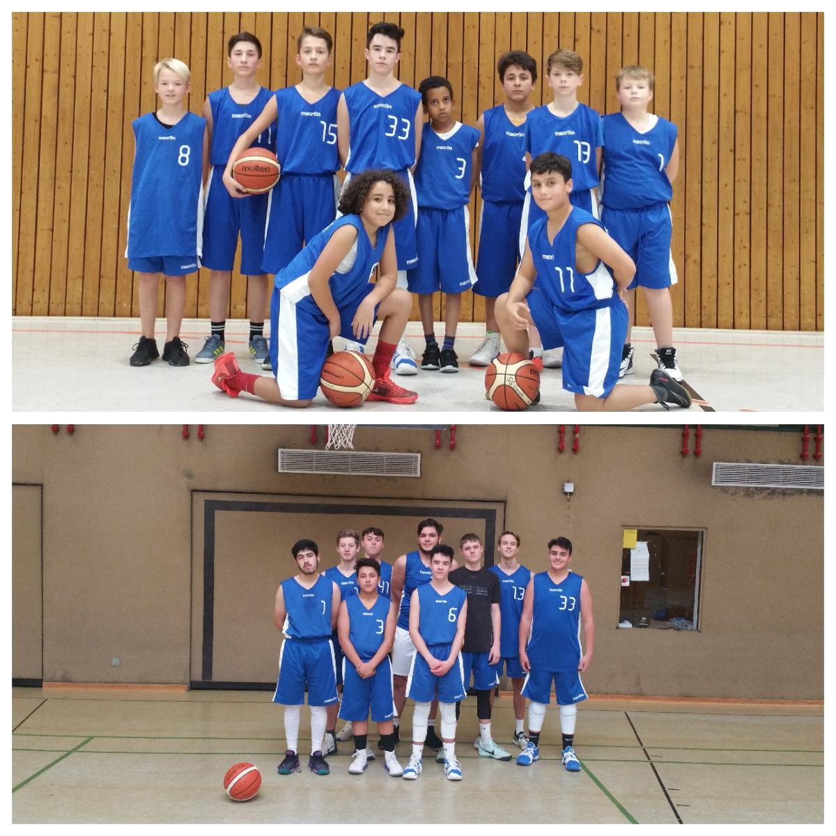Basketballer der KKG sind Kreismeister des Rhein-Kreises Neuss