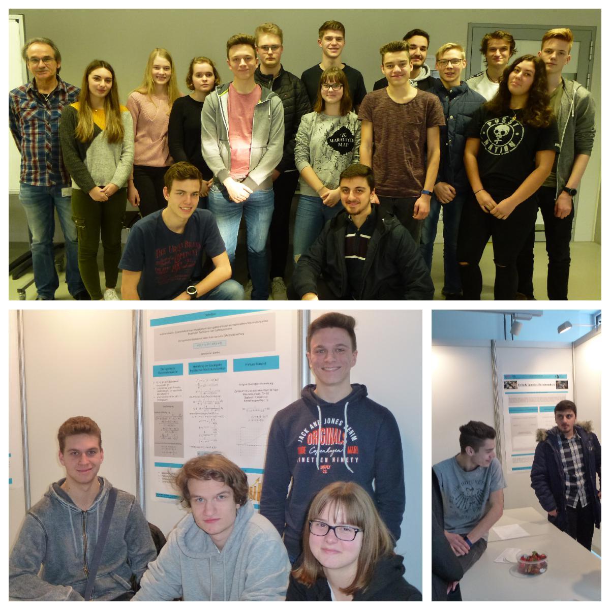 Mathematik-Projekt an der Hochschule Düsseldorf zum 9. Mal durchgeführt