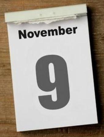 Neunter November