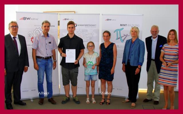 Hurra: KKG ist MINT-Schule NRW