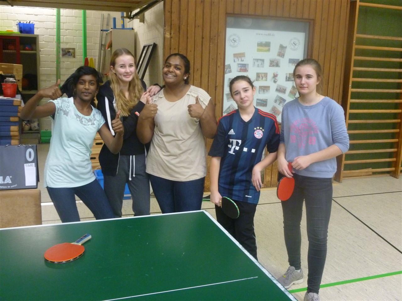 Tischtennis: KKG erfolgreichste Schule im Rhein-Kreis Neuss