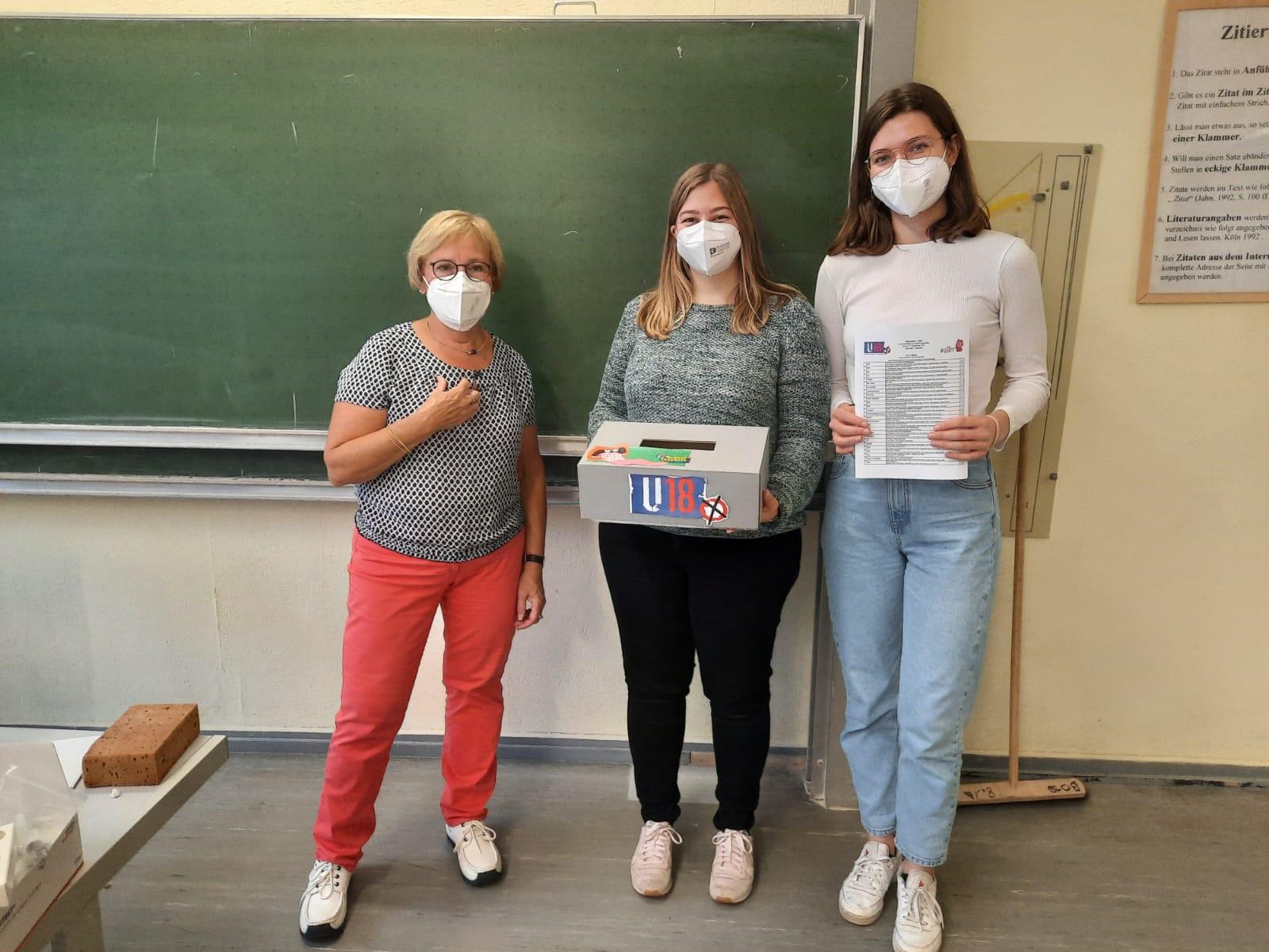 U-18 Bundestagswahl an der KKG